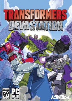TRANSFORMERS: Devastation (Steam) Global CD KEY