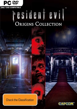 Resident Evil Origins Collection  (HD ZERO+ HD ) (Steam) Global CD KEY ( 2 keys! )
