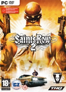 Saints Row 2 (Steam) Global CD KEY