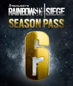 Tom Clancy's Rainbow Six Season Pass (Uplay) Global CD KEY