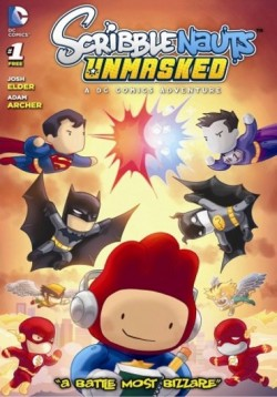 Scribblenauts Unmasked: A DC Comic Adventure (Steam) Global CD KEY