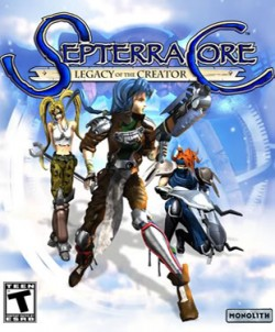 Septerra Core (Steam) Global CD KEY