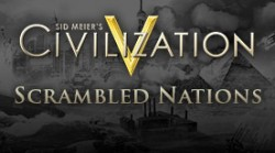 Sid Meier's Civilization V: Scrambled Nations DLC (Steam) Global CD KEY