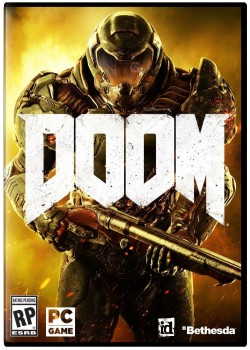 DOOM 2016 + Demon Multiplayer Pack (Steam) Global CD KEY