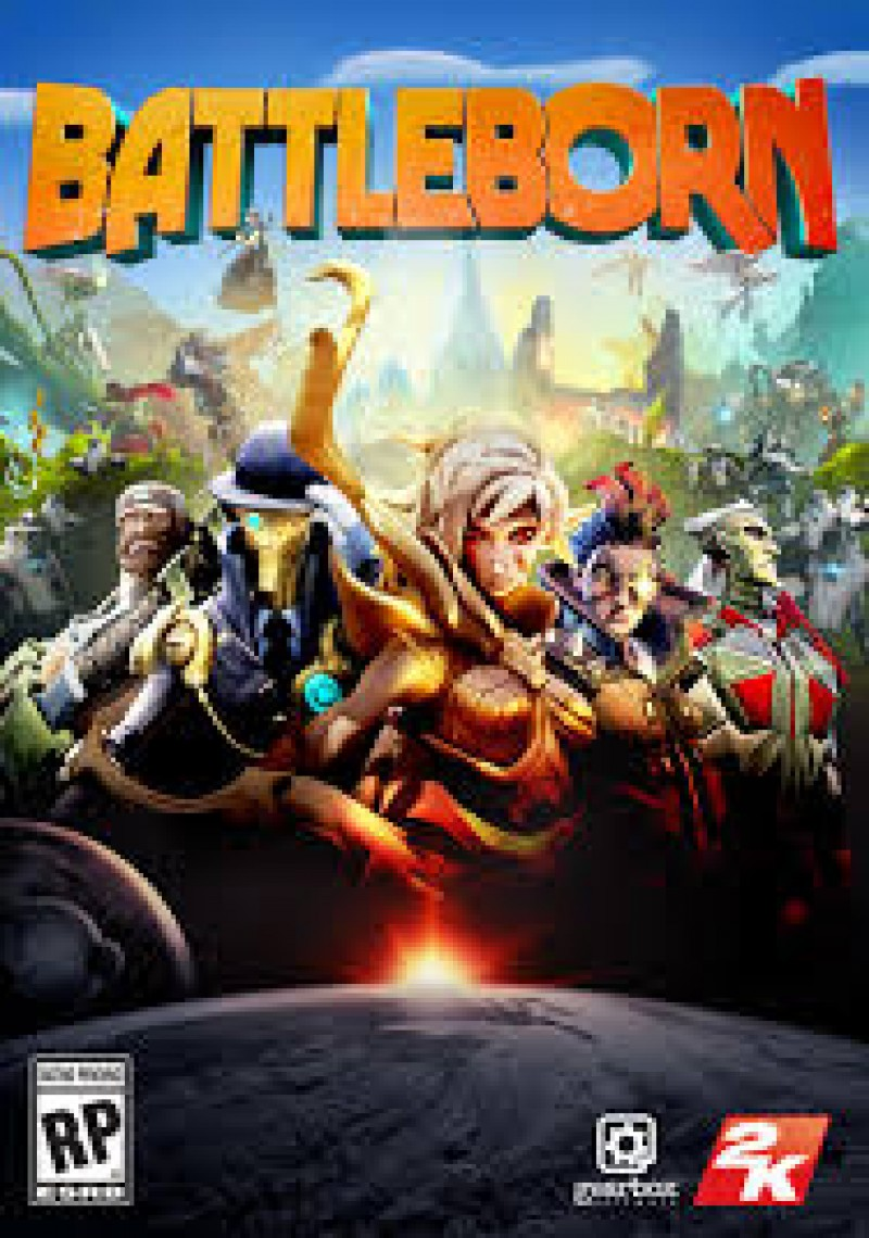 Battleborn +Firstborn Pack (Steam) Global CD KEY