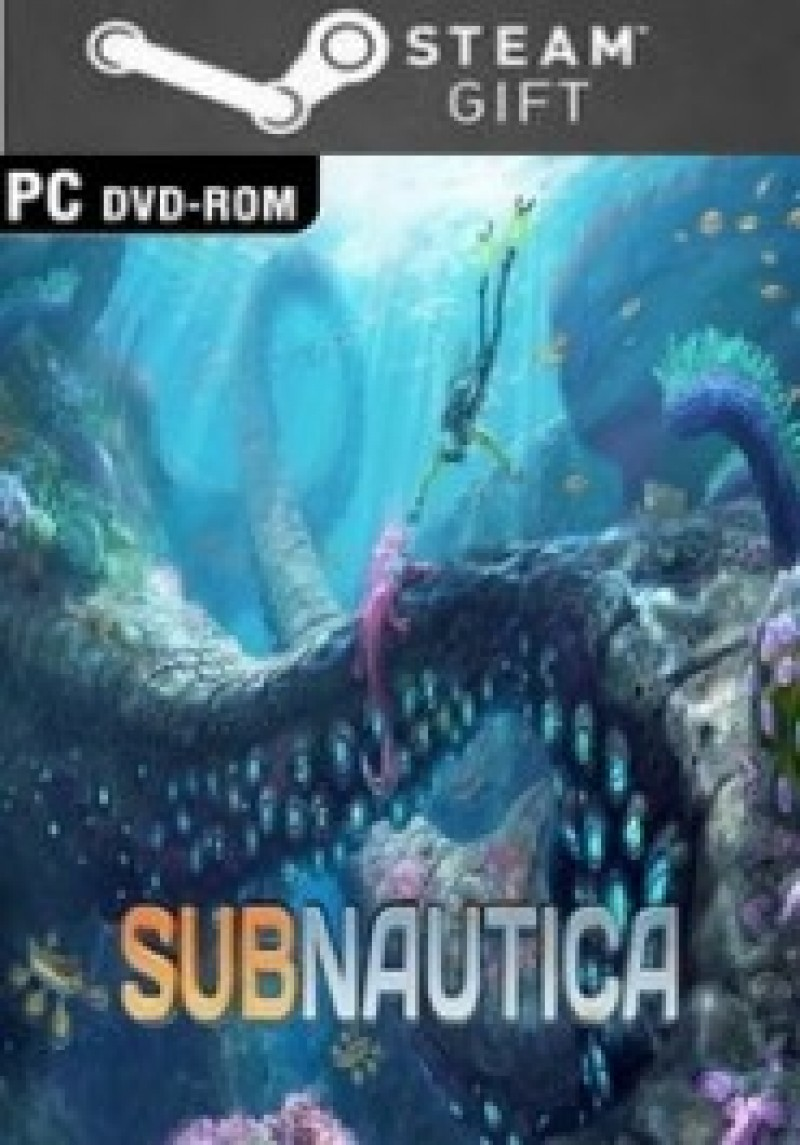 STEAM GIFT : Subnautica (global/multil)