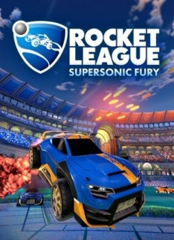 Rocket League Supersonic Fury DLC Pack (Steam) Global CD KEY