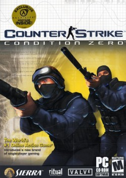 Counter Strike Condition Zero (Steam) Global CD KEY