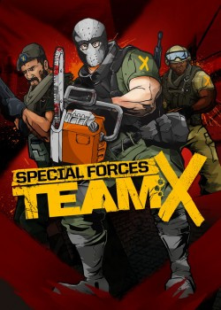 Special Forces: Team X (Steam) Global CD KEY