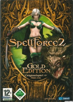 Spellforce 2 Gold Edition (Steam) Global CD KEY