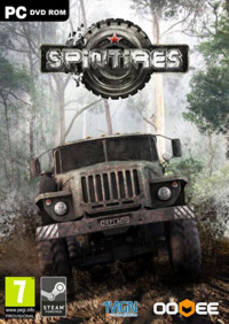 Spintires RU Steam (RU Vpn to activate then ilang)