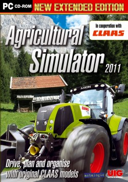 Agricultural Simulator 2011: Extended Edition (Steam) Global CD KEY