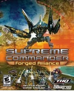 Supreme Commander Forged Alliance (Steam) Global CD KEY