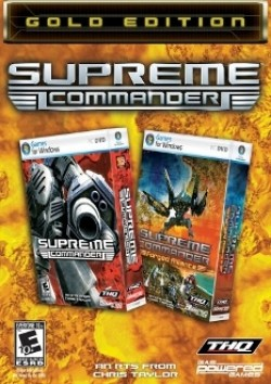 Supreme Commander Gold Edition (Steam) Global CD KEY