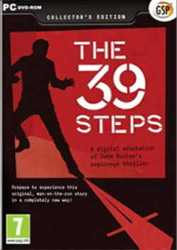 The 39 Steps (Steam) Global CD KEY