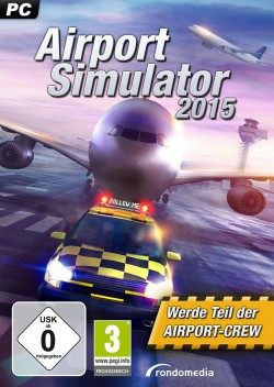Airport Simulator 2015 (Steam) Global CD KEY