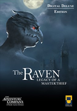The Raven – Legacy of a Master Thief Deluxe Ed, (Steam) Global CD KEY