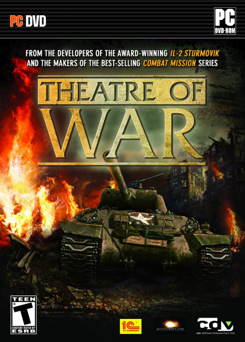 Theatre of War (Steam) Global CD KEY