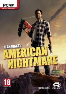 Alan Wake American Nightmare (Steam) Global CD KEY