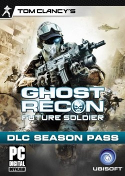 Tom Clancy's Ghost Recon: Future Soldier - Season Pass (Uplay) Global CD KEY