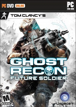 Tom Clancy's Ghost Recon: Future Soldier Standart Edition (Uplay) Global CD KEY