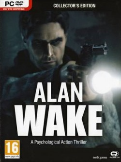 Alan Wake Collector's Edition (Steam) Global CD KEY