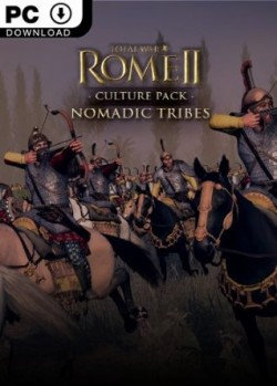 Total War: ROME II - Nomadic Tribes DLC (Steam) Global CD KEY