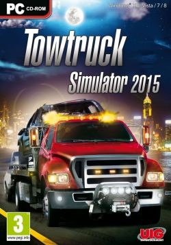 Towtruck Simulator 2015 (Steam) Global CD KEY