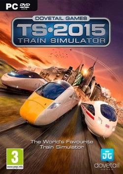 Train Simulator 2015 (Steam) Global CD KEY