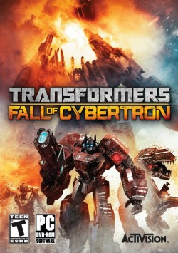 Transformers™: Fall of Cybertron (Steam) Global CD KEY