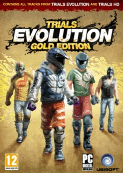 Trials Evolution Gold Edition (Uplay) Global CD KEY