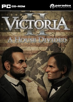 Victoria II : A House of Divide (Steam) Global CD KEY