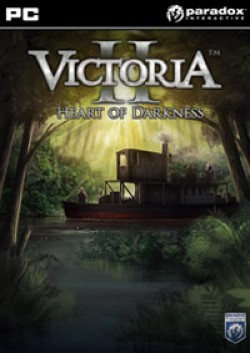 Victoria II: A Heart of Darkness (Steam) Global CD KEY