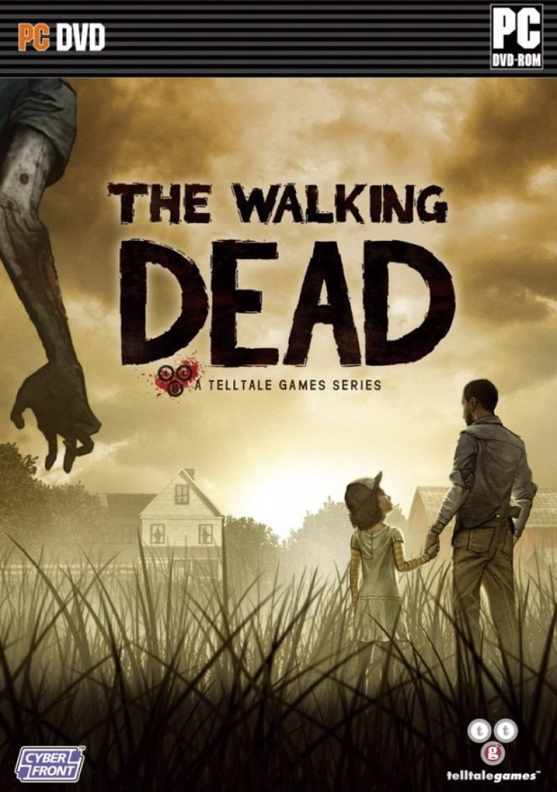 Walking Dead (Steam) Global CD KEY