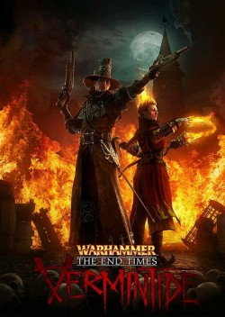 Warhammer: End Times - Vermintide (Steam) Global CD KEY