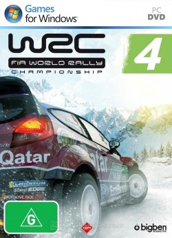 WRC 4 FIA WORLD RALLY CHAMPIONSHIP (Steam) Global CD KEY