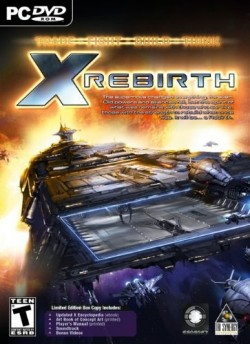 X Rebirth Steam EU