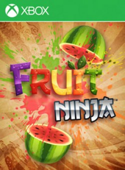 XBOX Full Game Download : Fruit Ninja