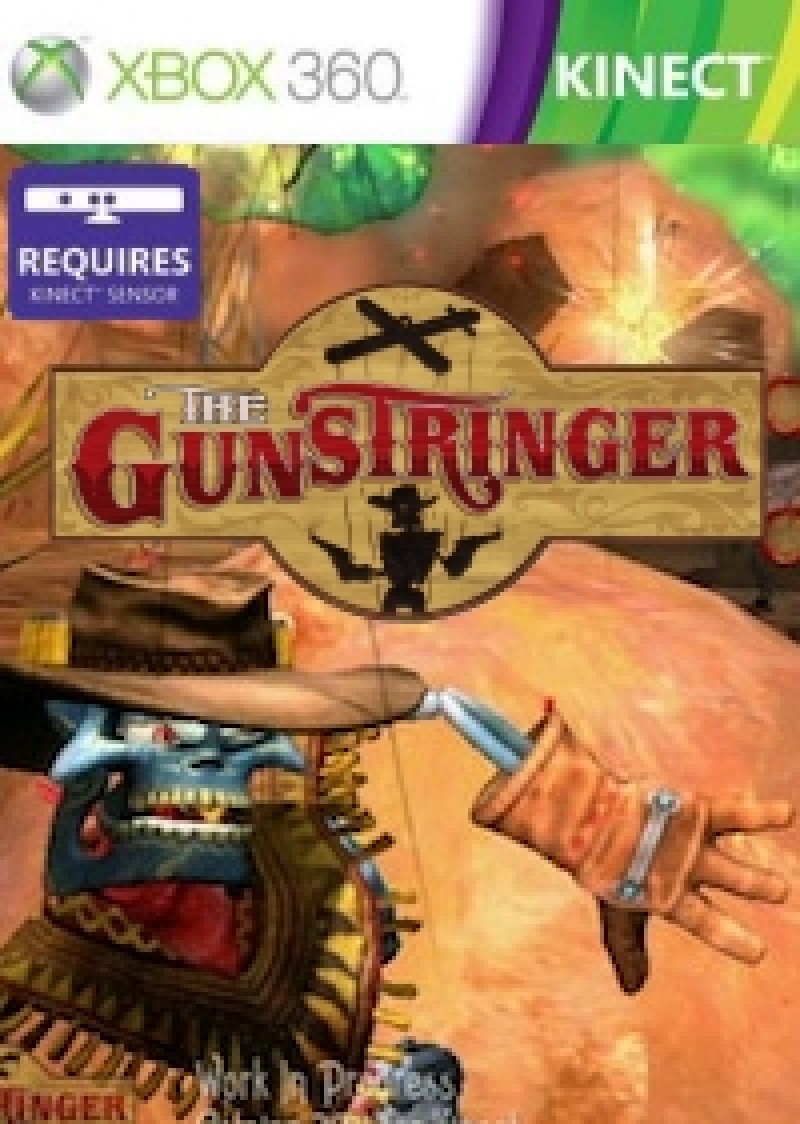 XBOX Full Game Download : Gunstringer