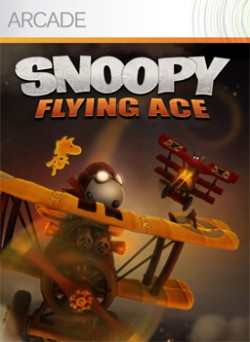 XBOX Full Game Download : Snoopy Flying Ace