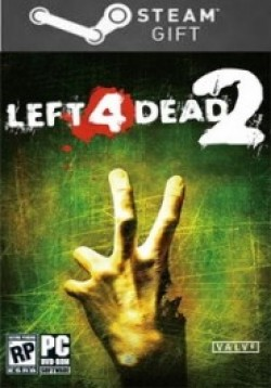 STEAM GIFT : Left 4 Dead 2 (global/multil)