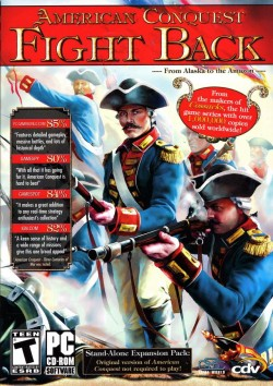 American Conquest + American Conquest:Fight Back (Steam) Global CD KEY