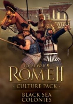 Total War: ROME II - Black Sea Colonies Culture Pack DLC (Steam) Global CD KEY