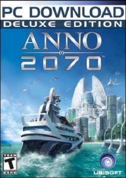 Anno 2070 Deluxe Edition (Uplay) Global CD KEY