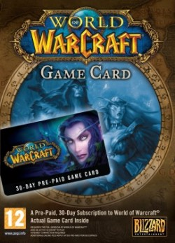 World of Warcraft EU: 60 days Time Card