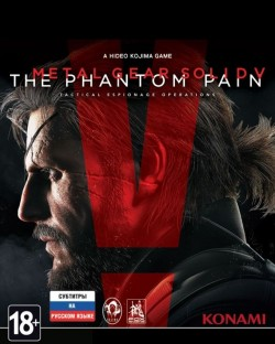Metal Gear Solid V Phantom Pain RU Steam ( RU VPN to activate&play / multilang)