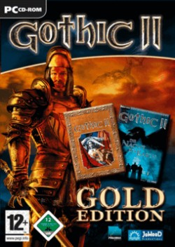 Gothic II Gold (Steam) Global CD KEY