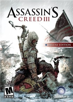 Assassins Creed 3 Deluxe Edition (Steam) Global CD Key