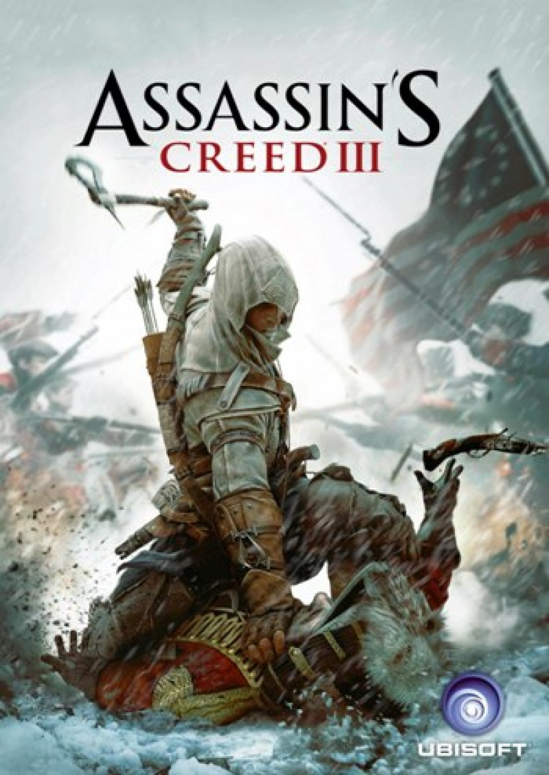 Ass,Creed 3 not Uplay! ( works with any lang,client / global )
