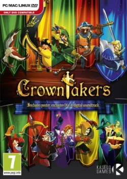 Crowntakers (Steam) Global CD KEY